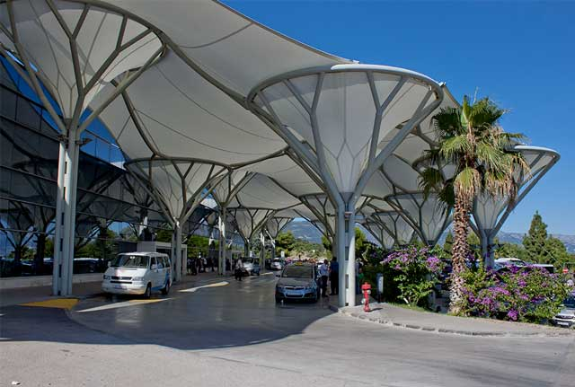 Split aeroport