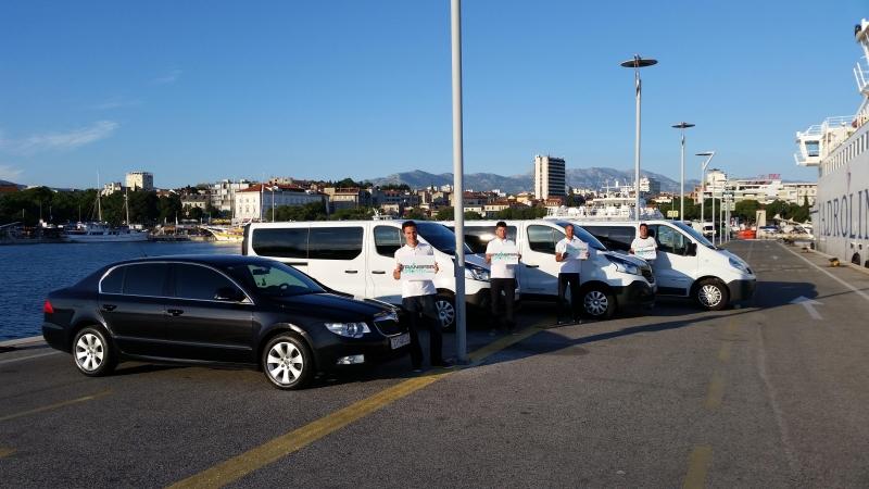 Taxi transfers Croatia, professional taxi transfers in